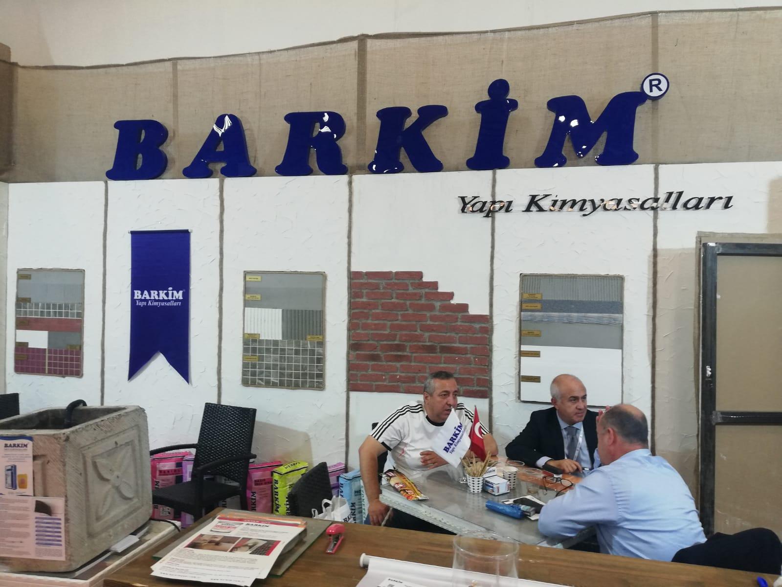 TURKEYBUILD 2019 FUARINA KATILIM SAGLADIK.